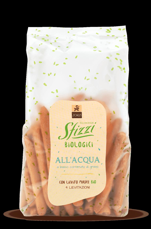 Low Fat Organic Sfizzi Mini Breadsticks