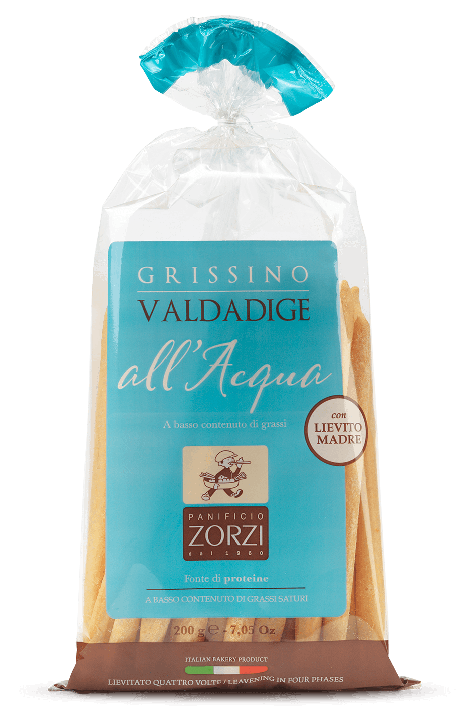 Grissini Valdadige all'acqua