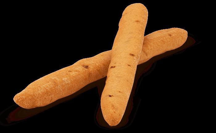 Onion Breadsticks - Detail