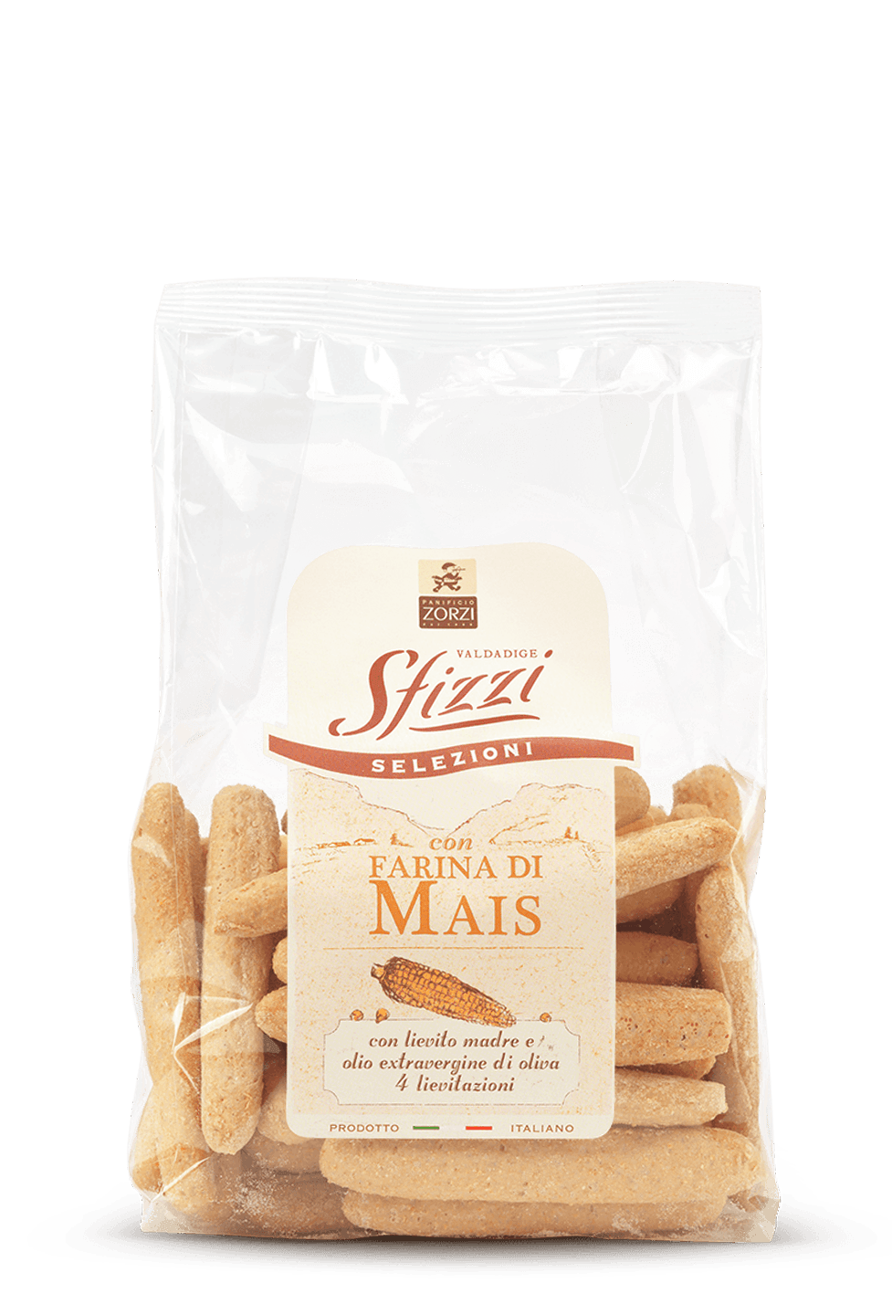 Mais Sfizzi Mini Breadsticks