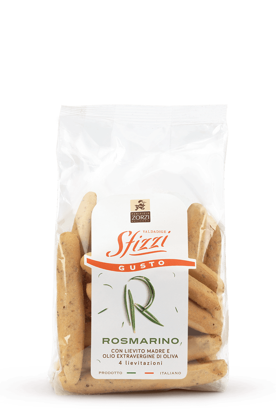 Rosemary Sfizzi Mini Breadsticks