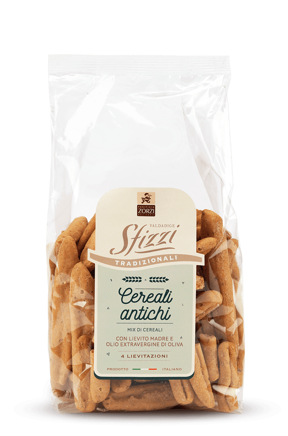Ancient Cereals Sfizzi Mini Breadsticks