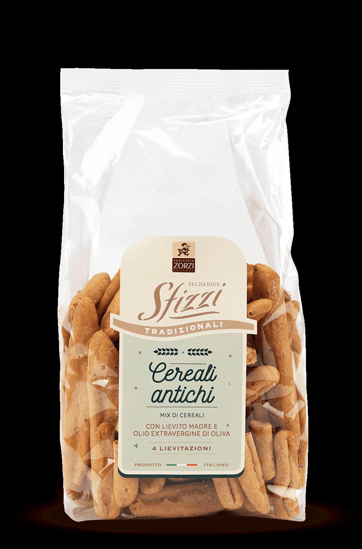 Grissini Tradizionali ai cereali antichi