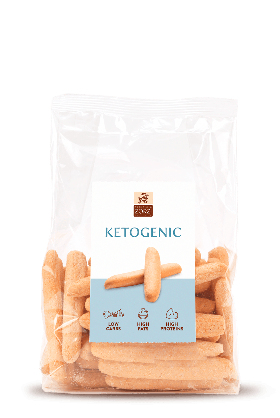 Ketogenic Breadsticks